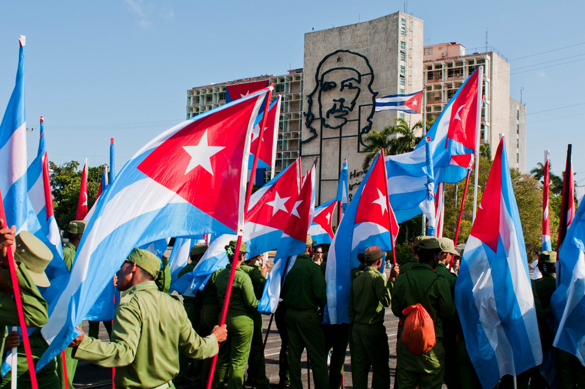 Labour Day or Día de los Trabajadores in Cuba 2019 - Best Time