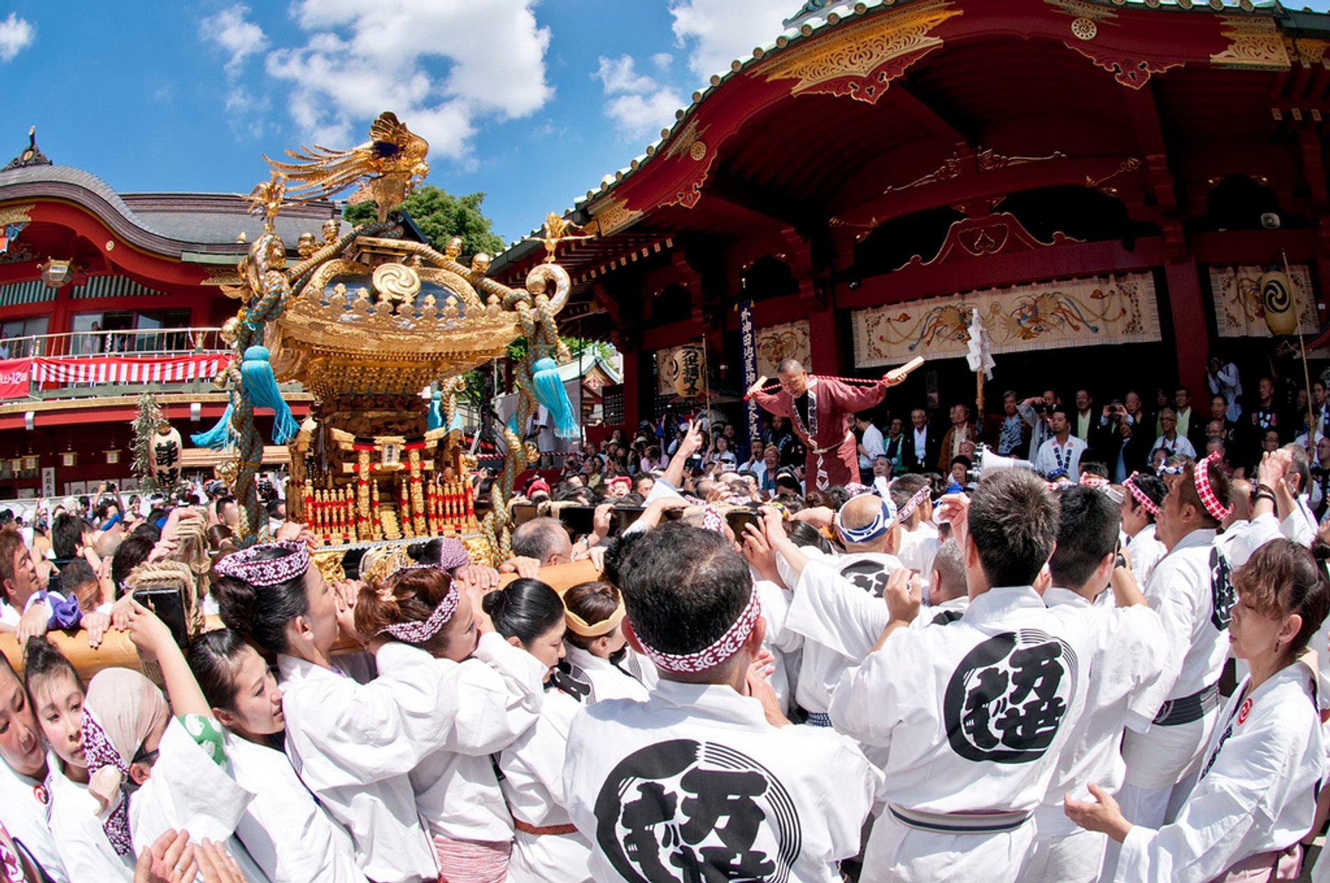 Kanda Matsuri in Tokyo - Best Season 2020