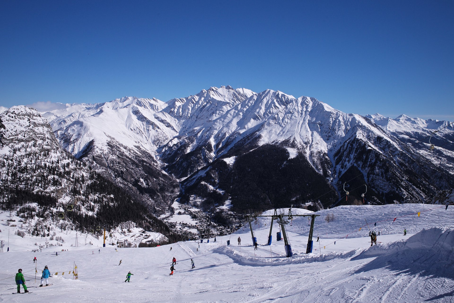 Best time for Skiing & Snowboarding in Italy 2020