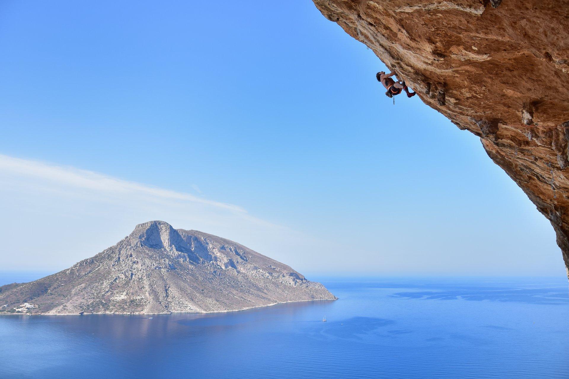 Kalymnos Climbing Festival in Greece - Best Season 2020