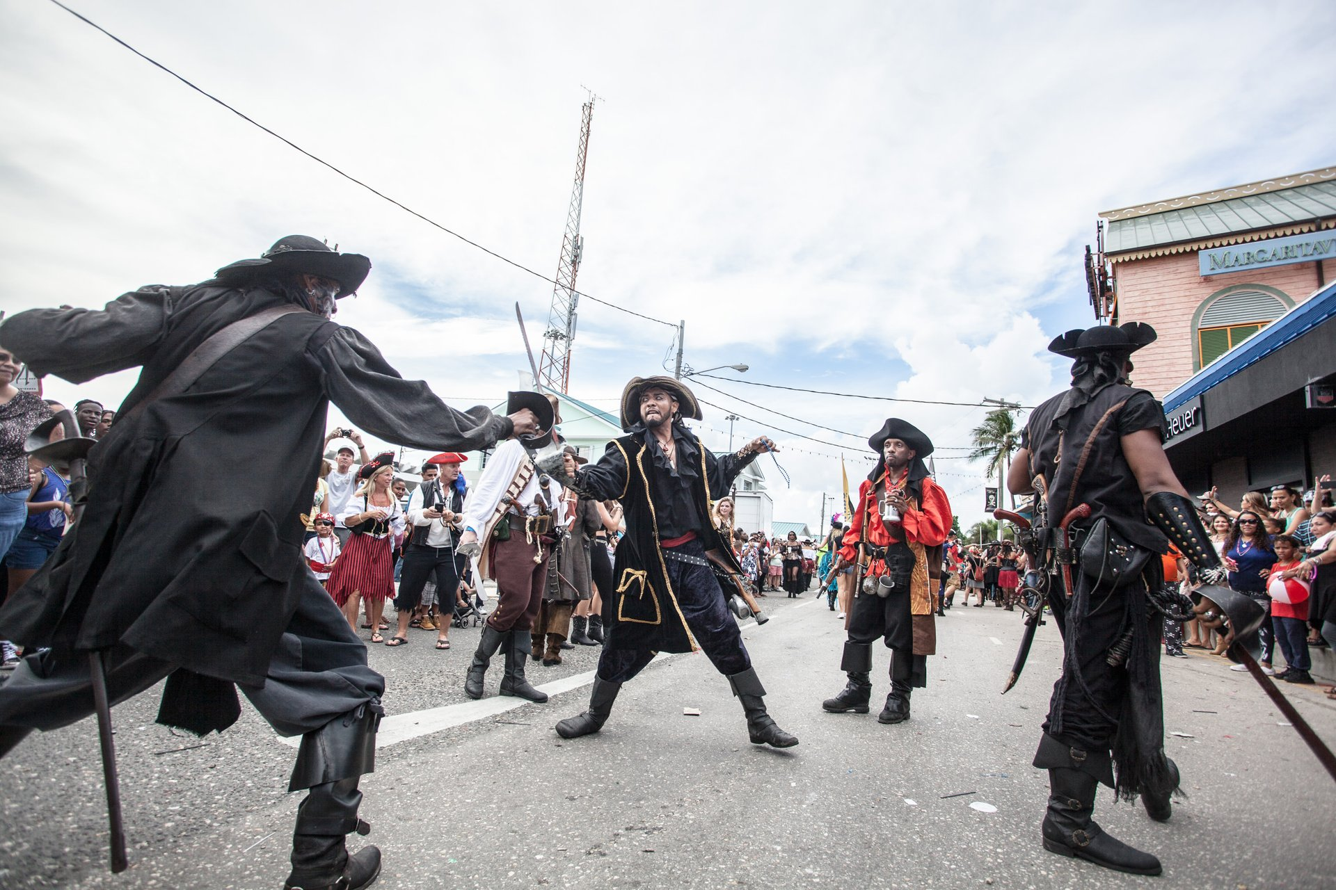 Best time for Cayman Islands Pirates Week Festival in Cayman Islands 2020
