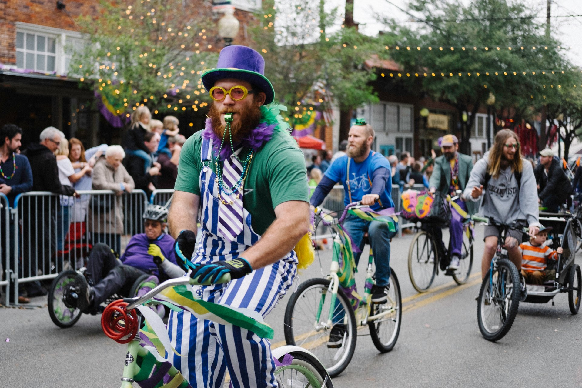 Mardi Gras Oak Cliff Parade 2020