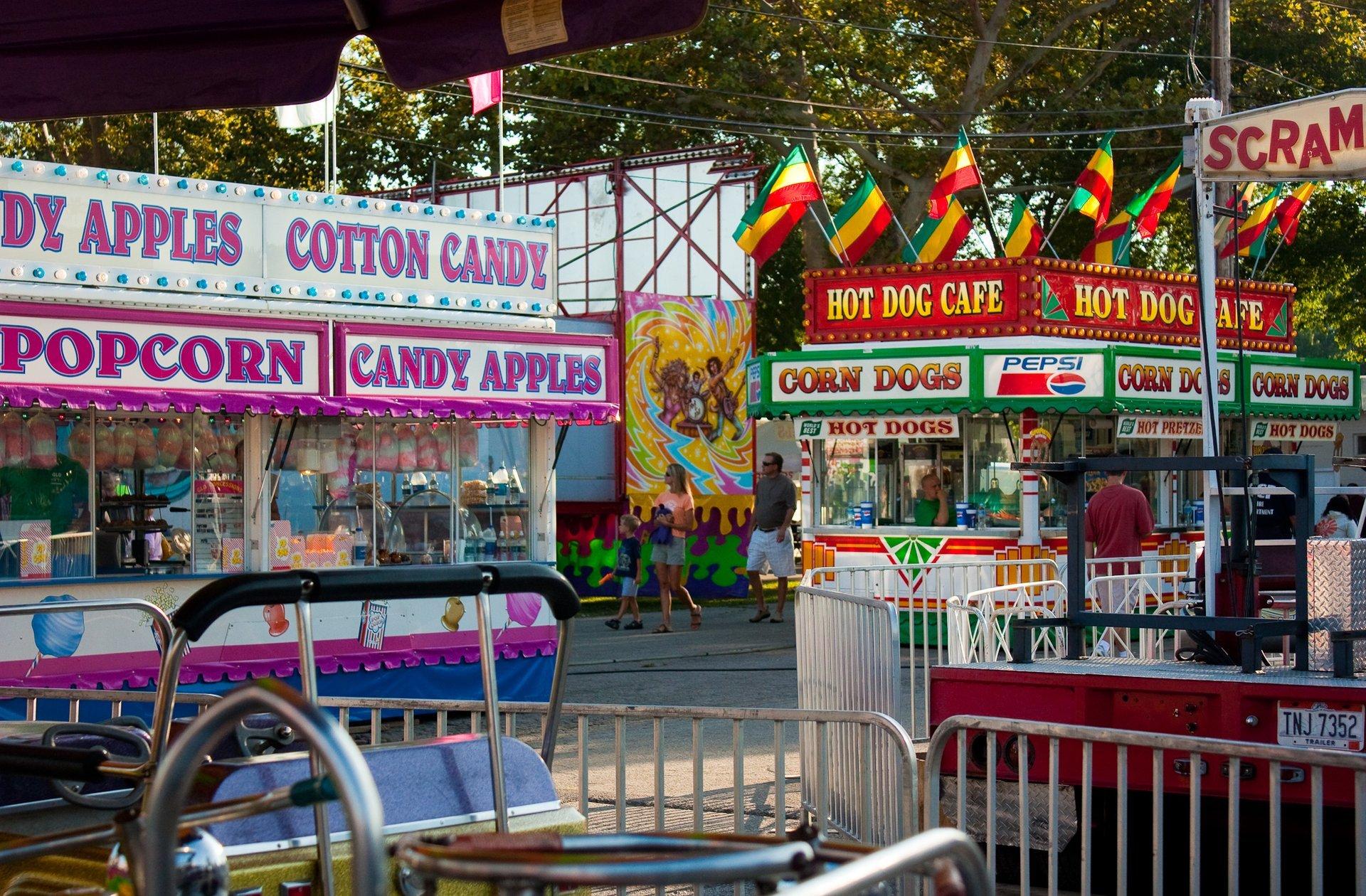 Cuyahoga County Fair in Ohio - Best Season 2020