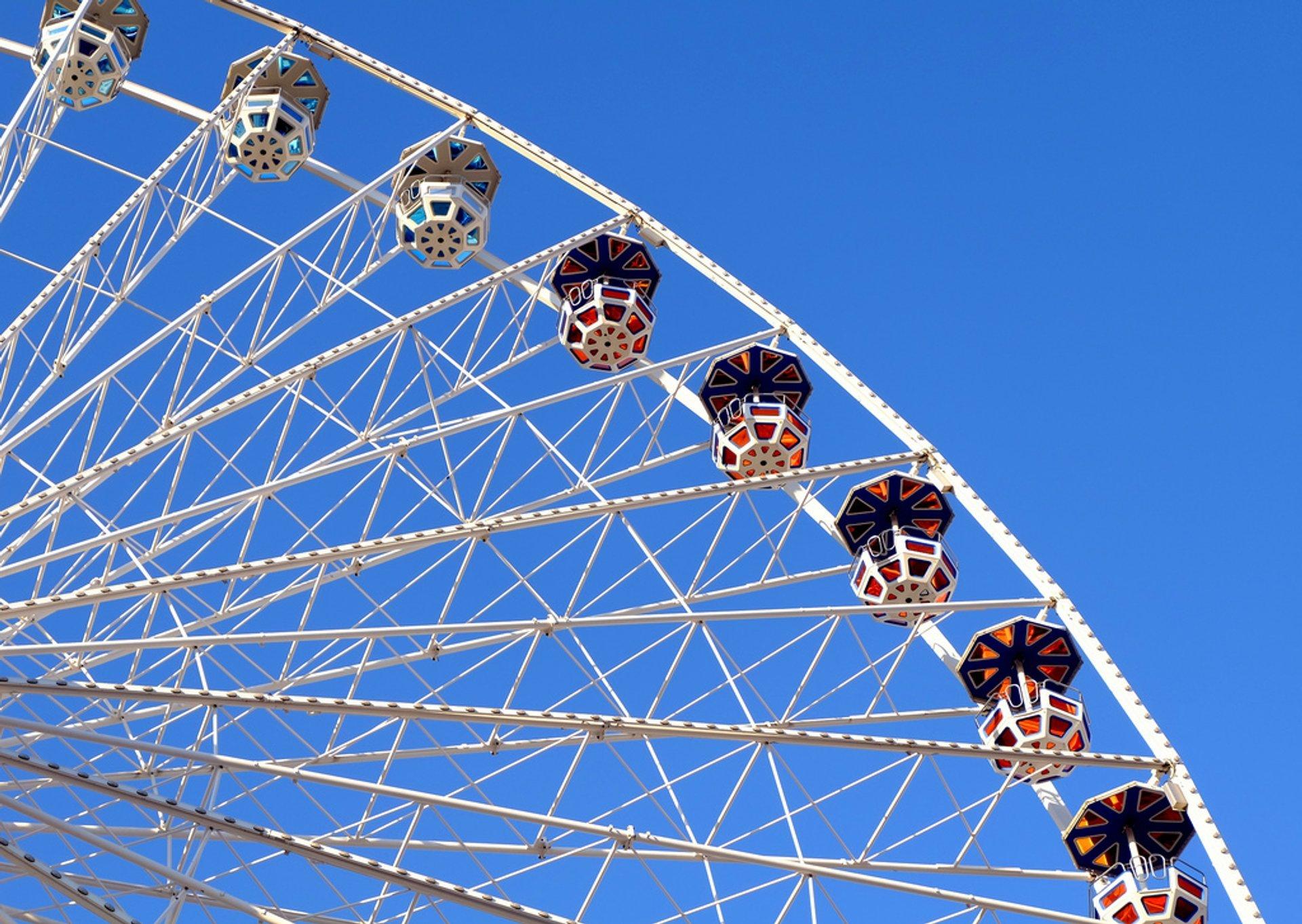 Wiener Riesenrad (Ferris Wheel) 2019