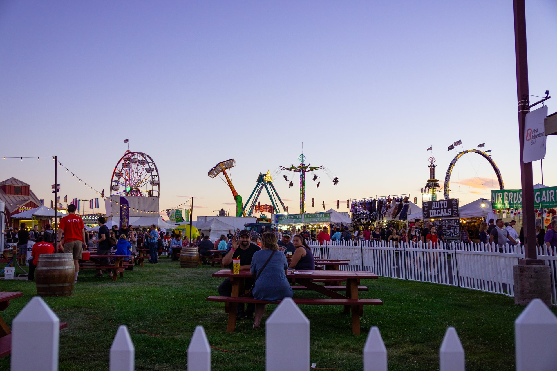 Best time to see Deschutes County Fair & Rodeo 2020