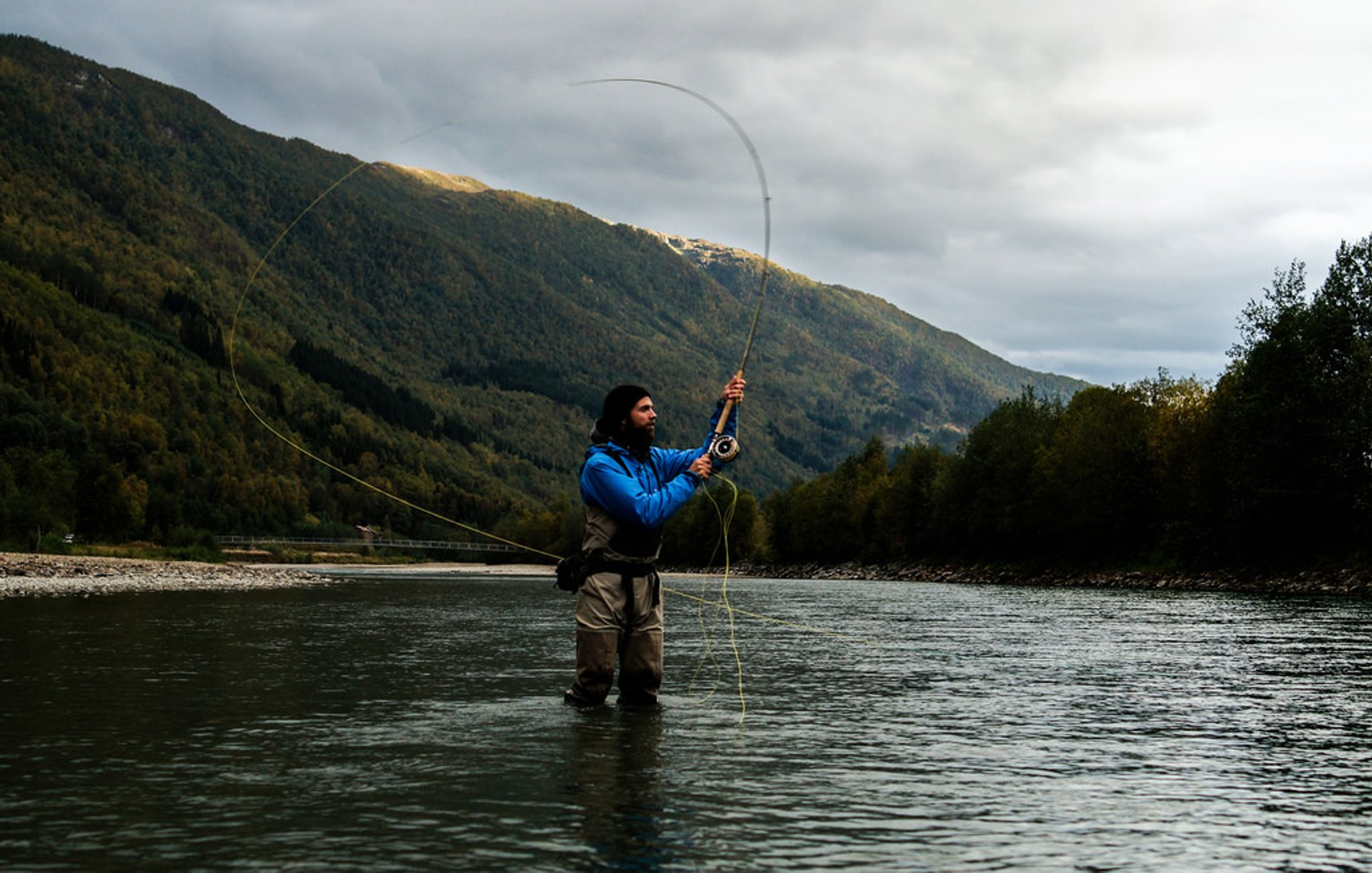 Salmon Fishing in Norway 2020 - Best Time