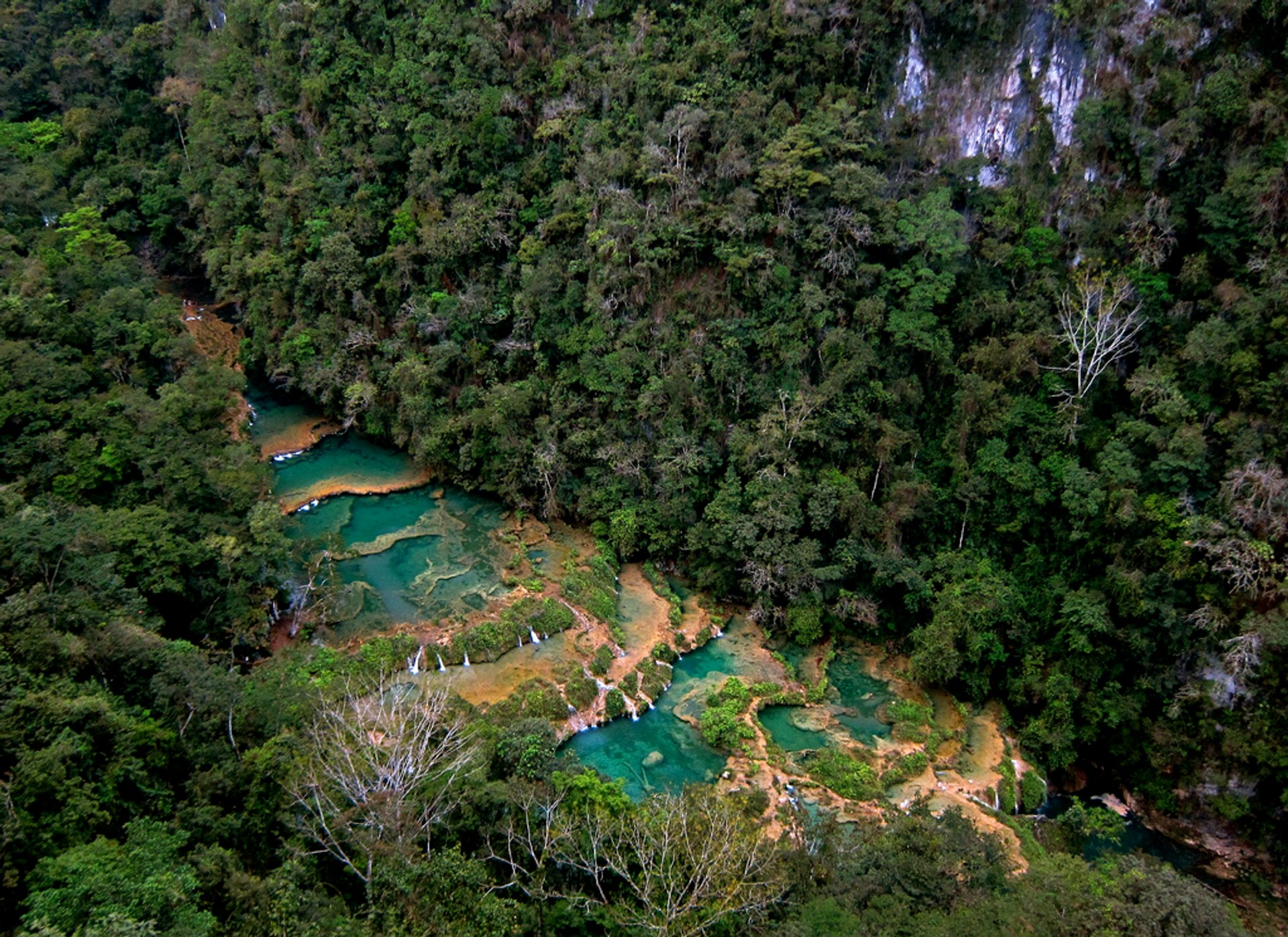 Semuc Champey: Natural Pool Staircase in Guatemala - Best Season 2019