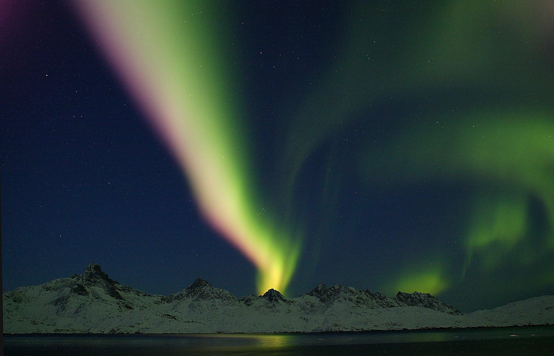 East Greenland 2020