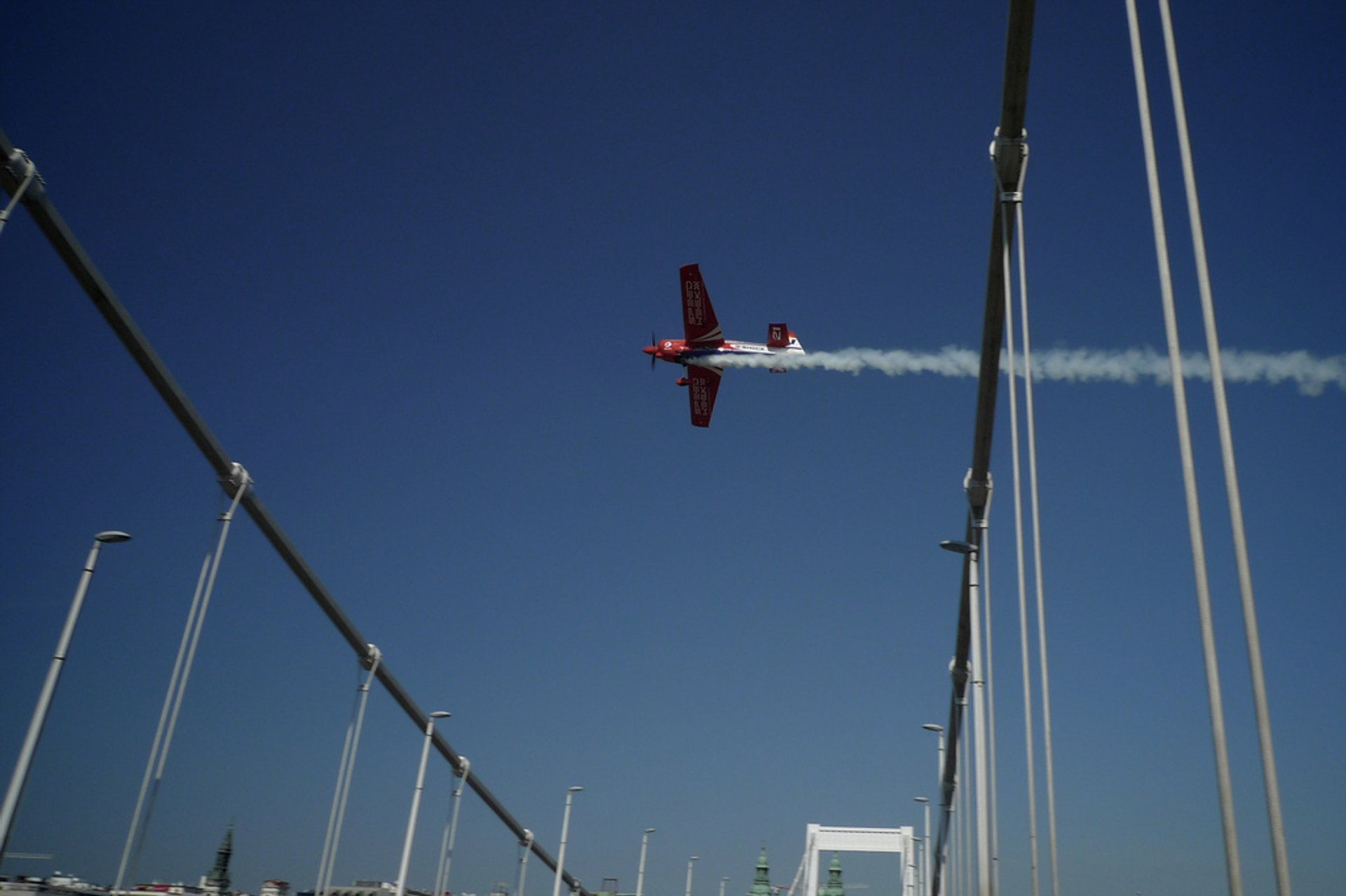 Best time for The Red Bull Air Race in Hungary 2020