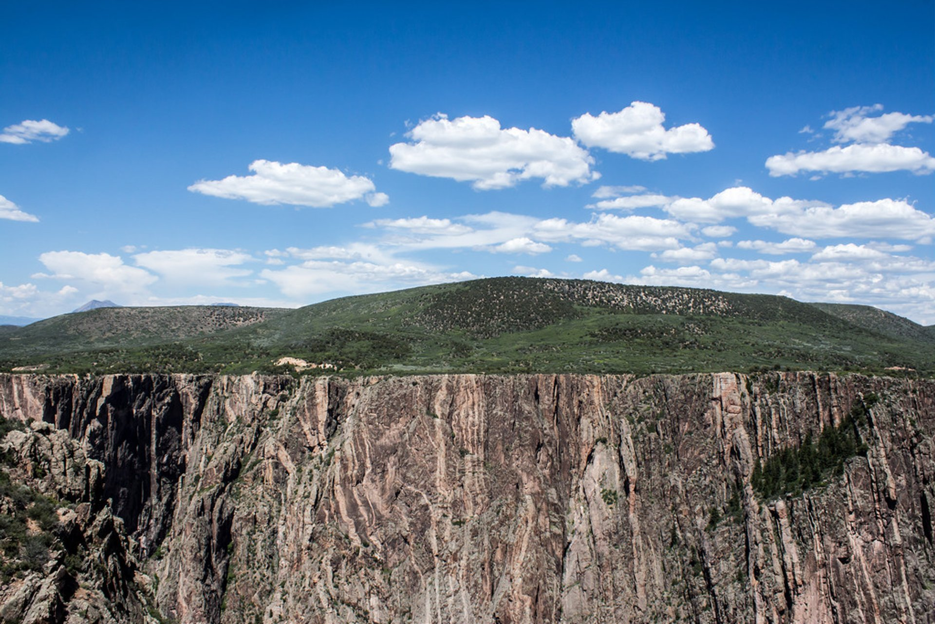 Black Canyon of the Gunnison National Park in Colorado - Best Season 2020