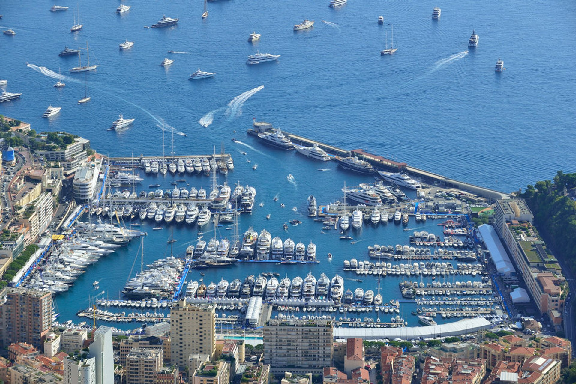 Best time for Monaco Yacht Show in Monaco 2020