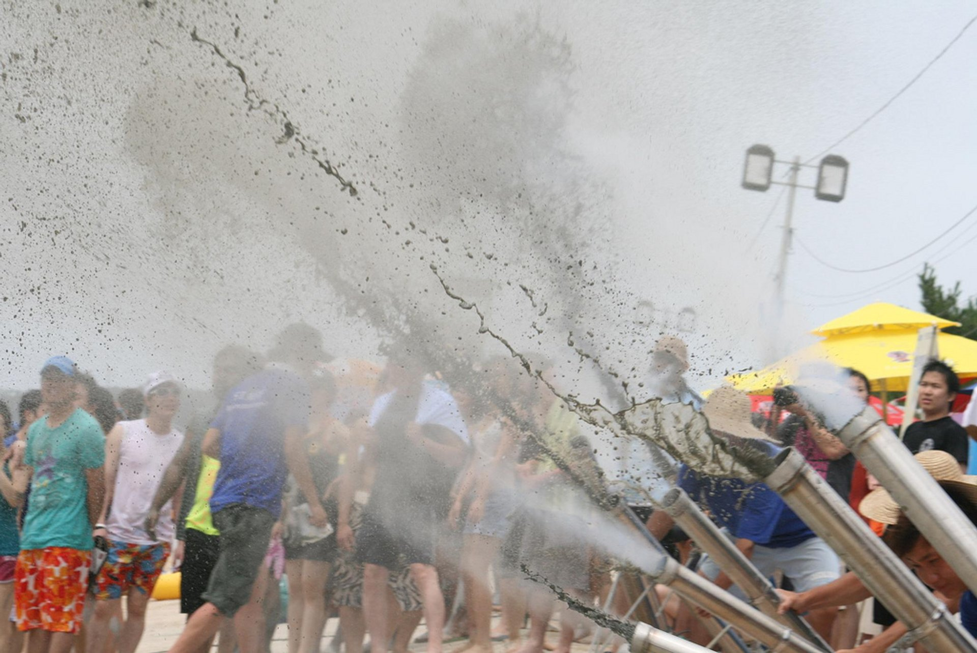 Boryeong Mud Festival in South Korea - Best Time