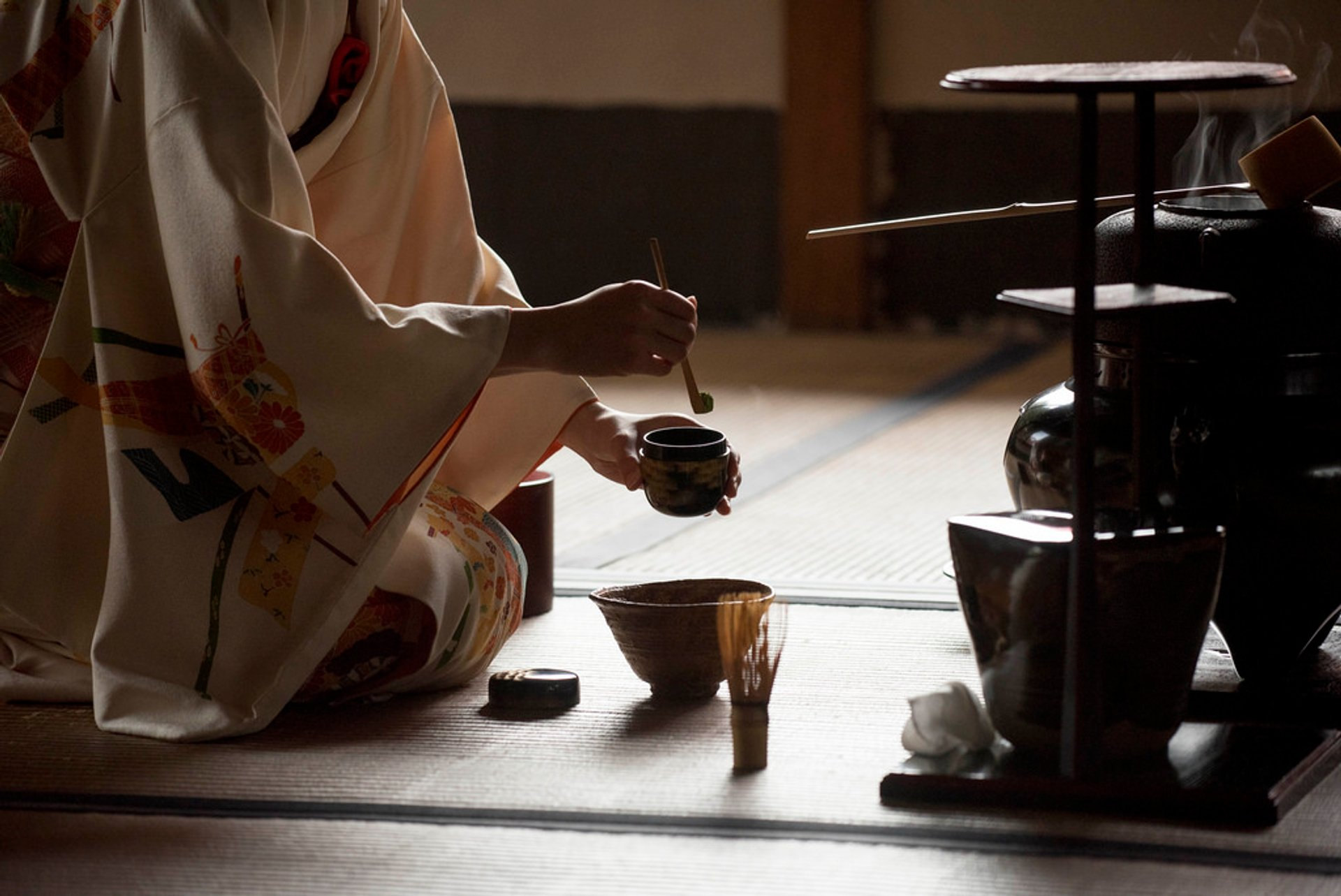 Tea Ceremony in Kyoto - Best Season 2020