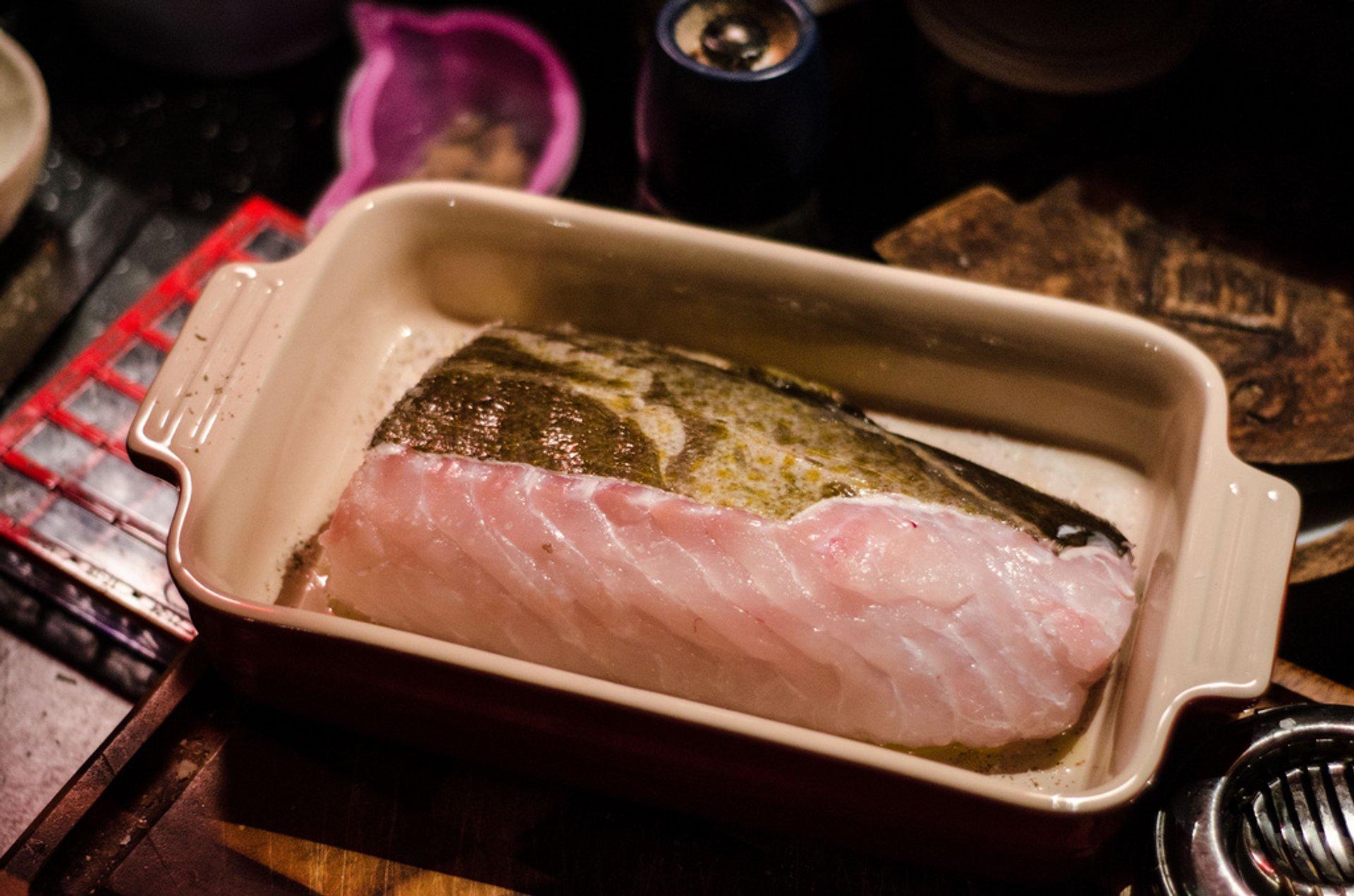 Christmas Specialties: Lutefisk and Fresh Cod in Norway - Best Season 2020