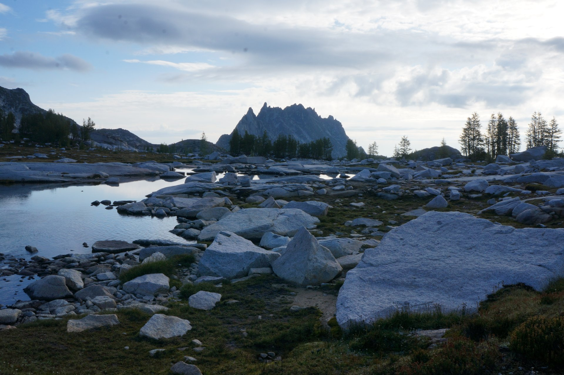 Best time for The Enchantments in Washington 2020