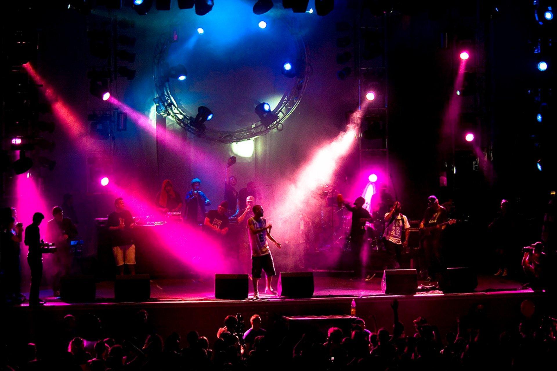 Donauinselfest (Danube Island Festival) in Vienna - Best Season 2020