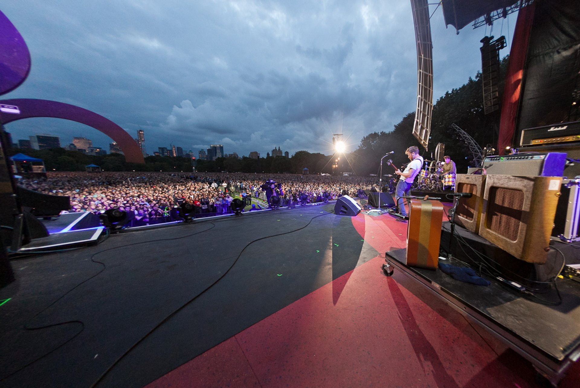 Best time to see Global Citizen Festival New York in New York 2020