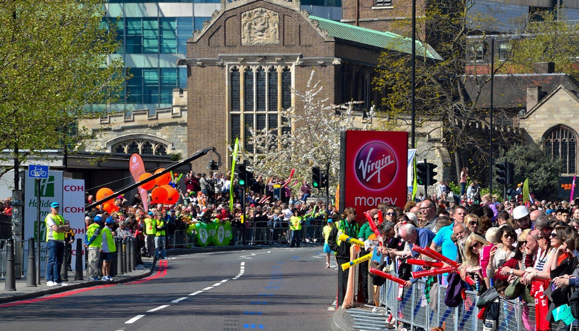 Virgin Money London Marathon in London - Best Season