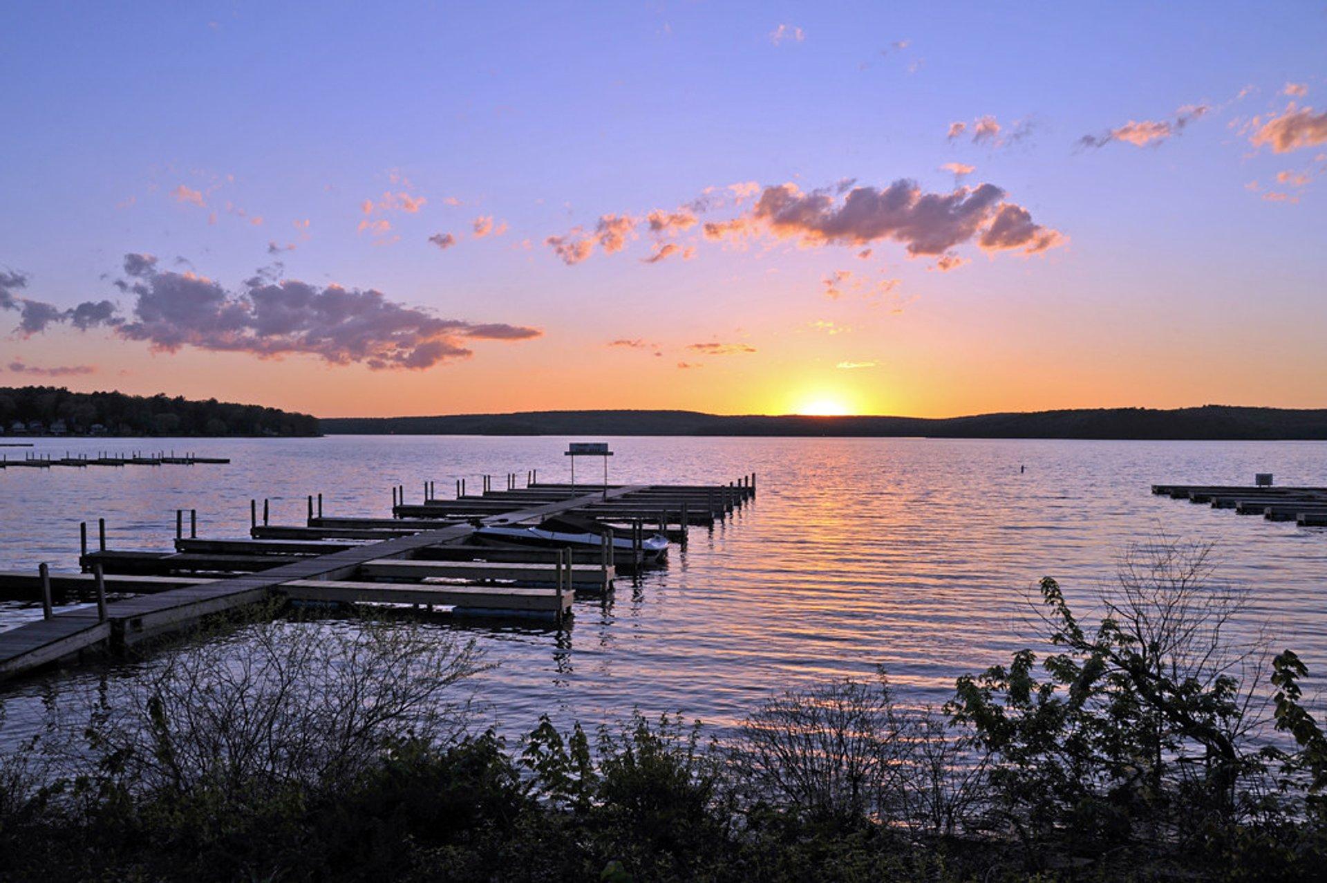 Lake Wallenpaupack 2020