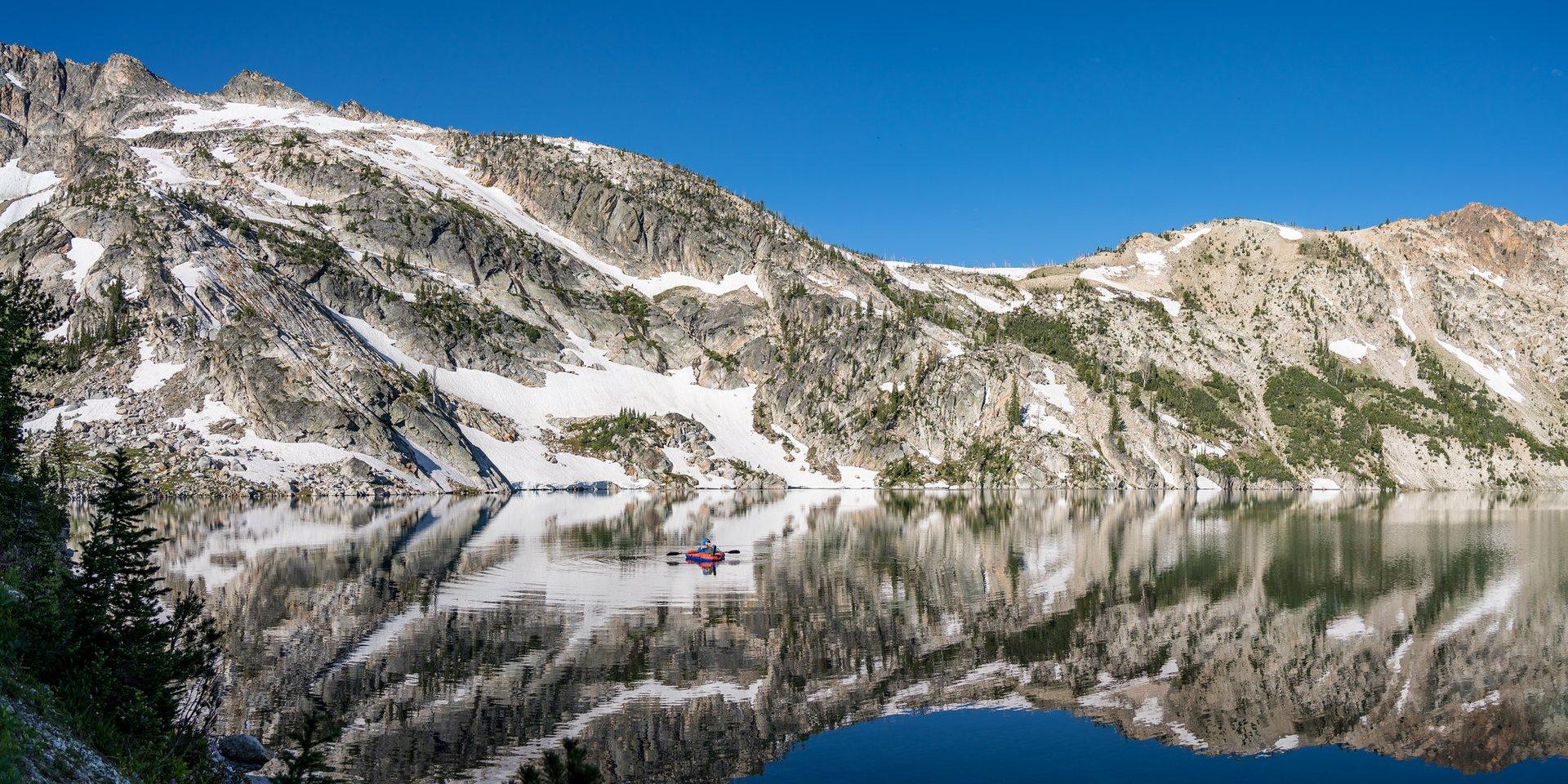 Sawtooth Lake in Idaho 2020 - Best Time
