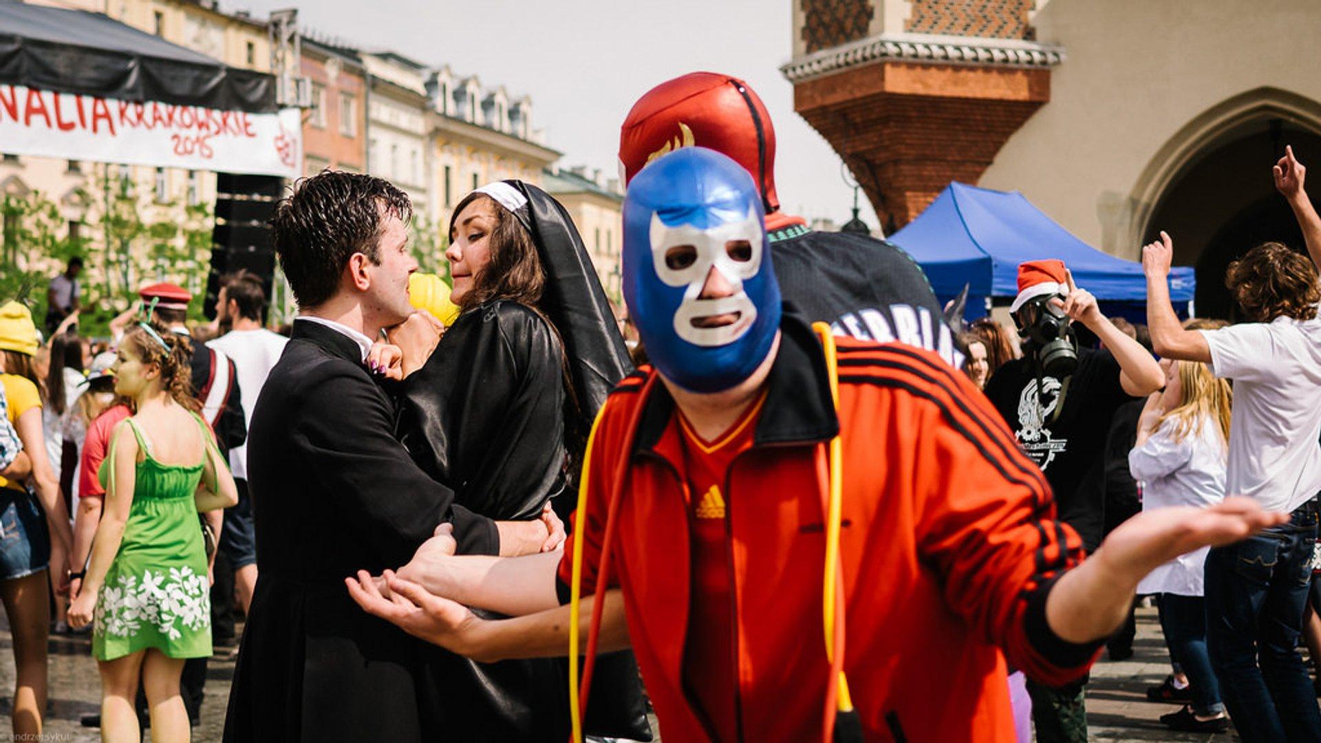 Juwenalia Krakowskie in Krakow - Best Time