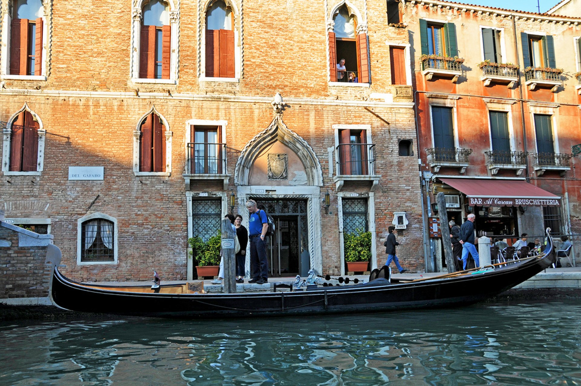 Best time for Gondola Rides in Venice 2020