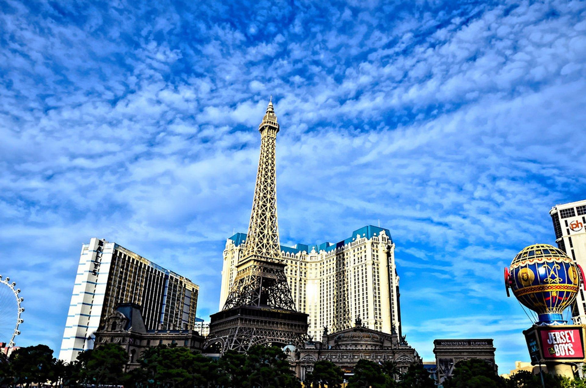 Summer in Las Vegas - Best Time