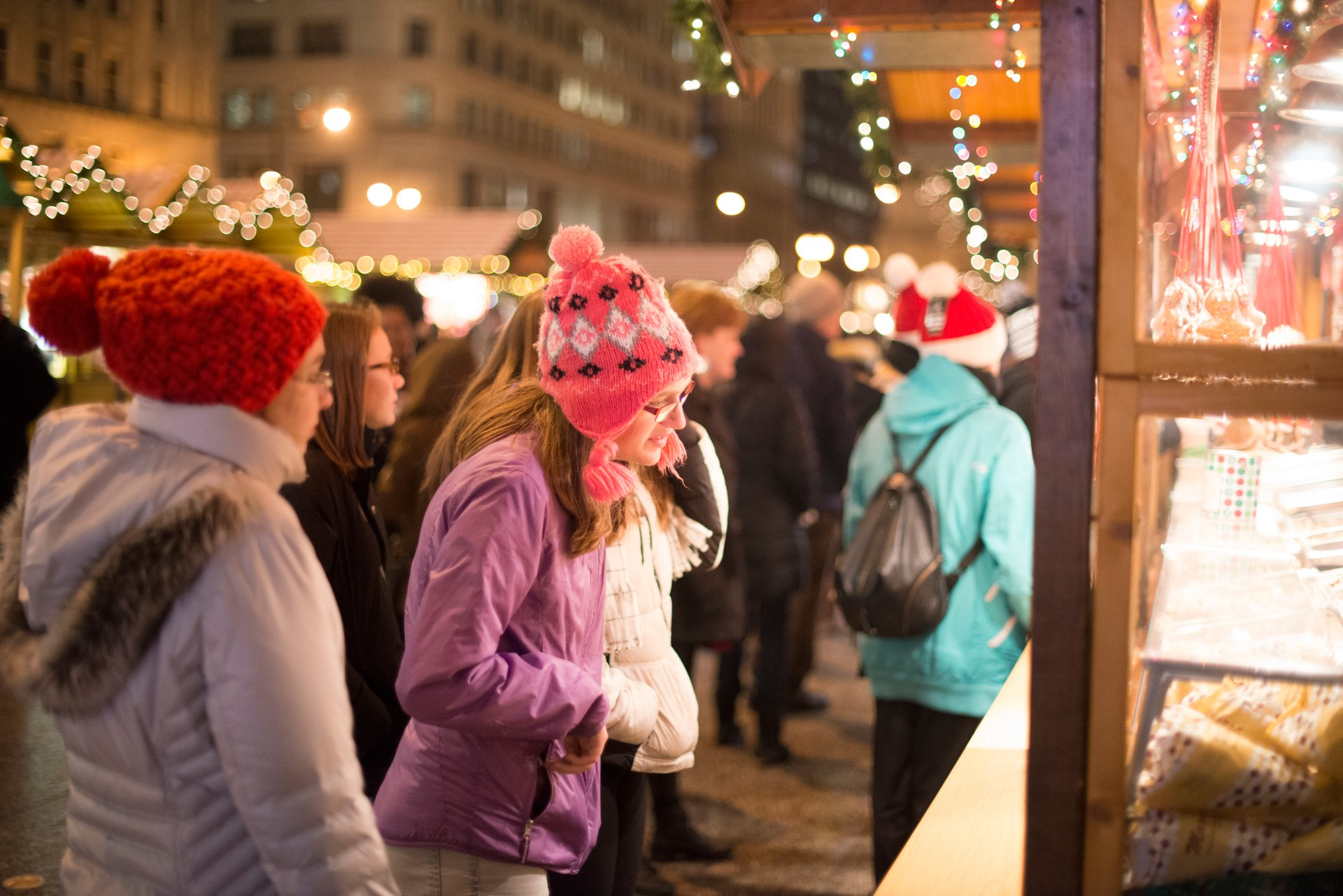 Best time to see Christkindlmarket Chicago in Chicago 2020