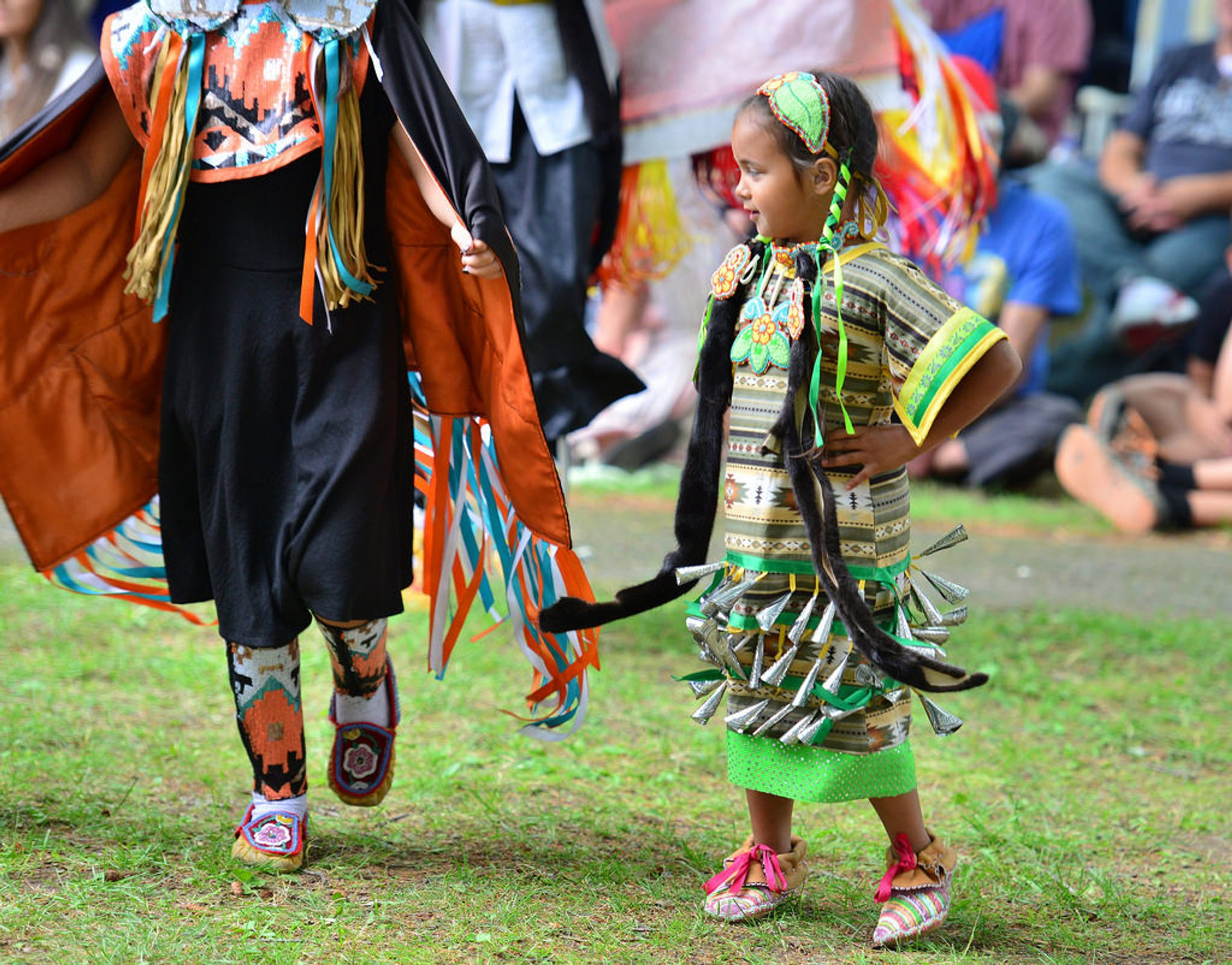 Pow Wow in Quebec 2020 - Best Time