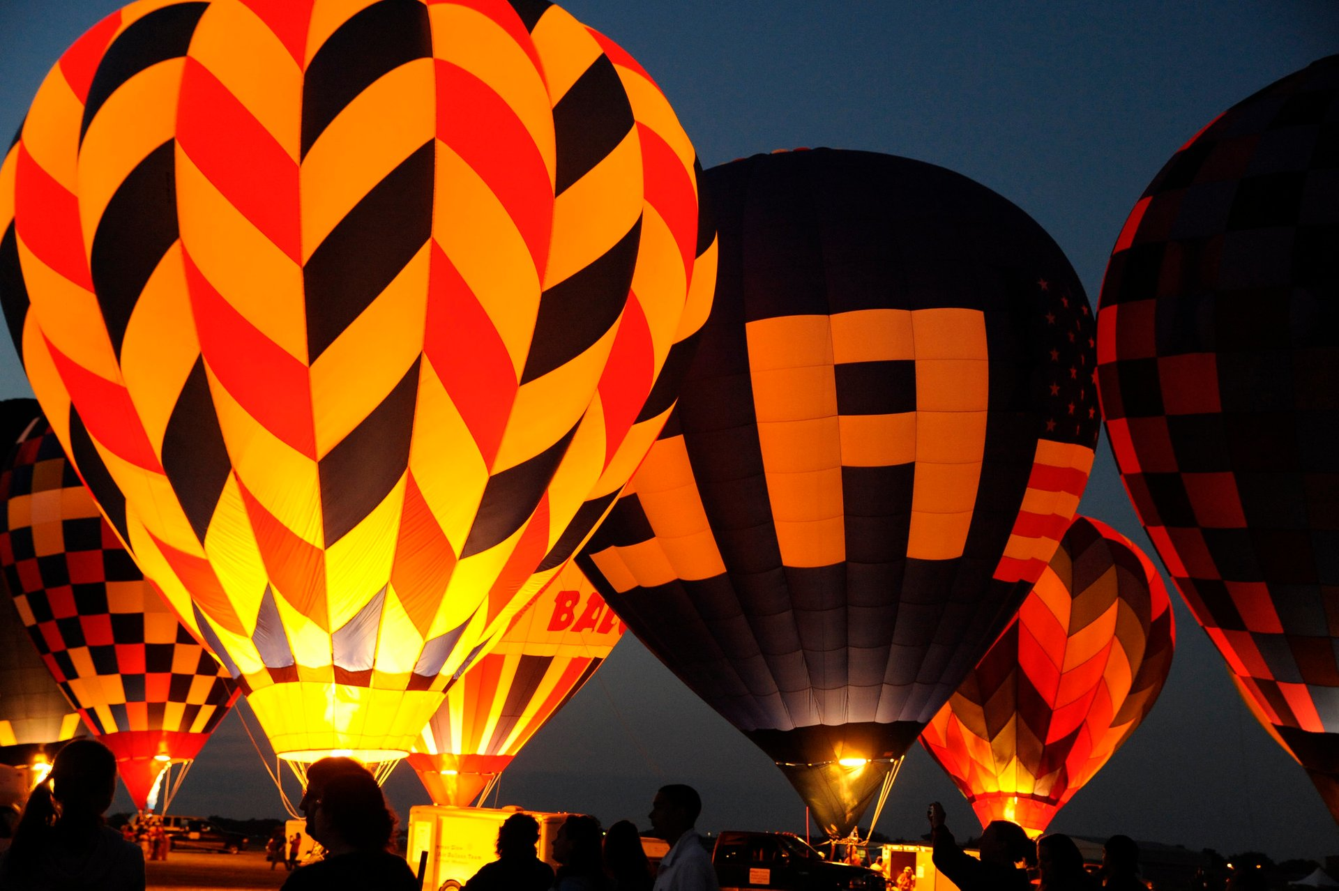 Best time to see Battle Creek Field of Flight Air Show & Balloon Festival in Midwest 2020