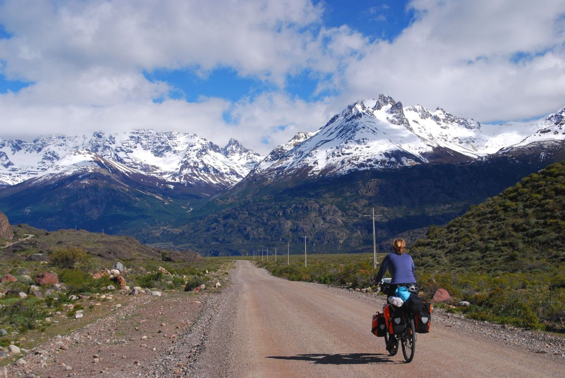 Cycling in Chile - Best Season 2020