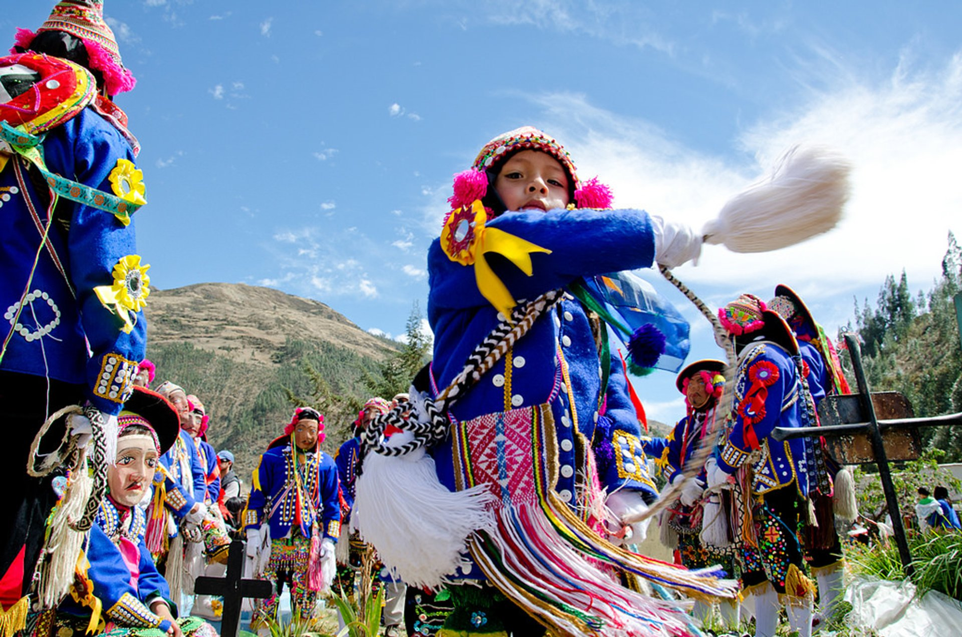 Paucartambo Festival in Peru 2019 - Best Time