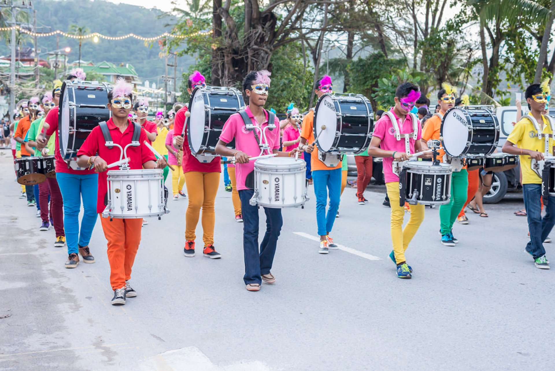 Patong Carnival in Phuket - Best Season 2020