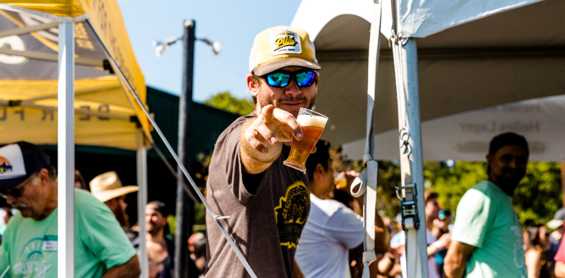 Texas Craft Brewers Festival in Texas - Best Season 2020