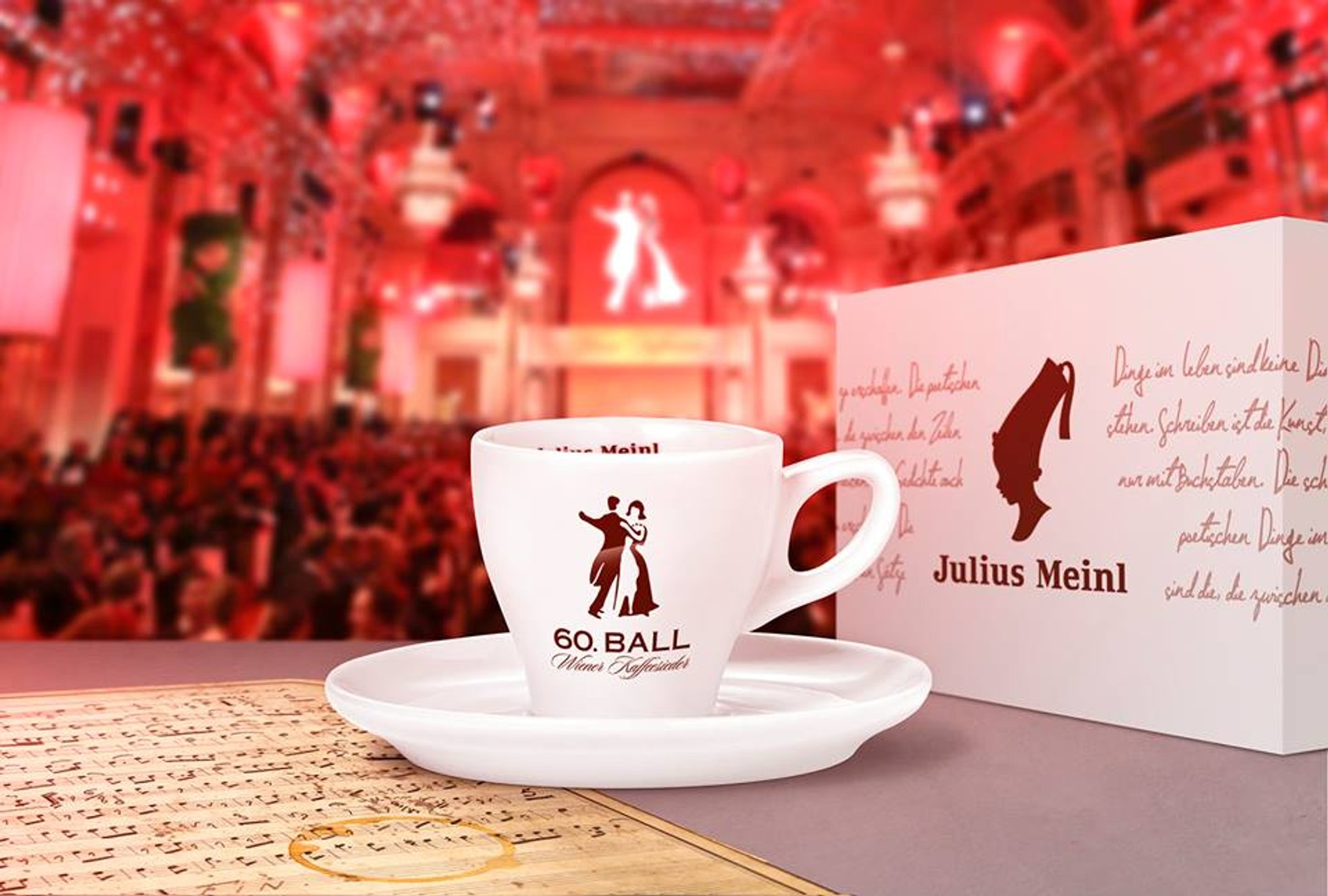 Ball of Coffee Brewers (Kaffeesiederball) in Vienna 2020 - Best Time