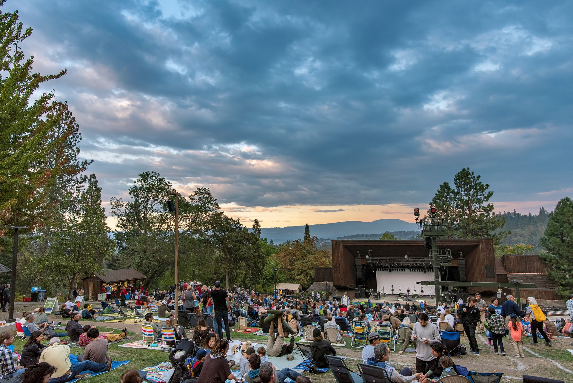 Britt Music & Arts Festival in Oregon - Best Season 2020
