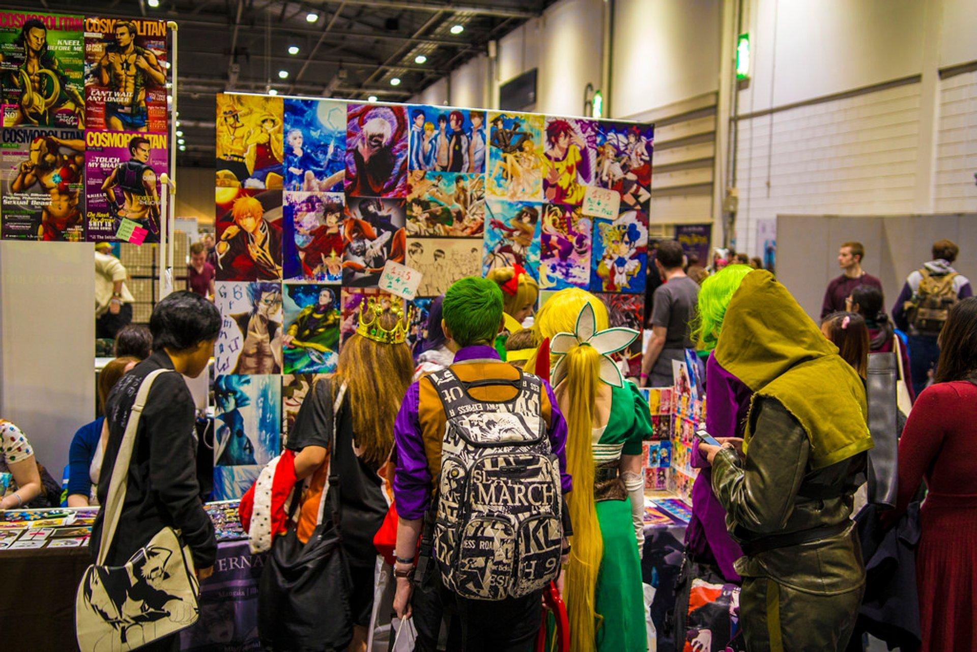 MCM London Comic Con in London - Best Season 2020