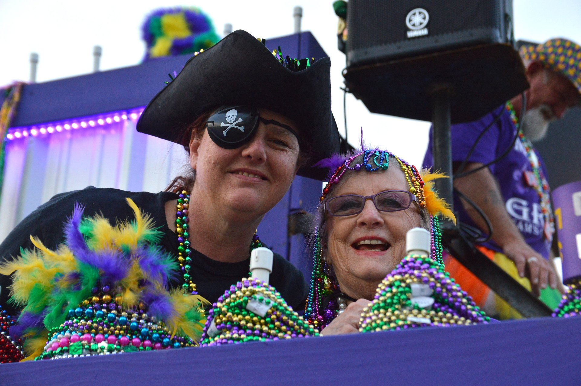 Lake Charles Mardi Gras in Louisiana 2020 - Best Time