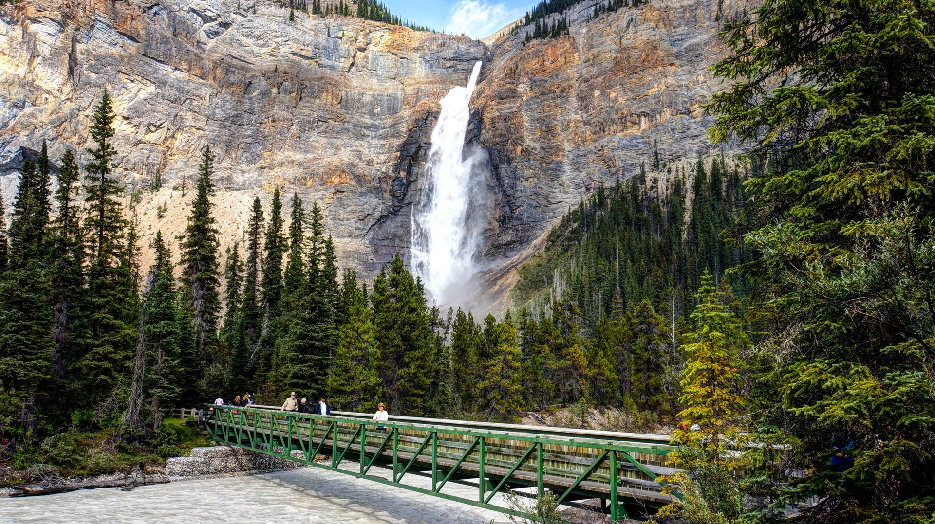 Takakkaw Falls & Twin Falls in British Columbia 2020 - Best Time