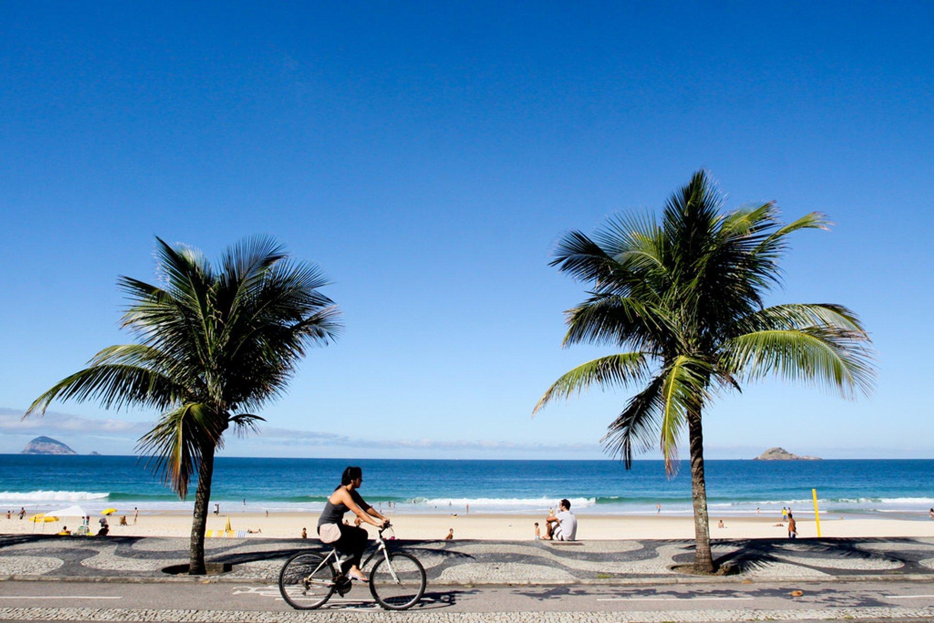 Cycling in Rio de Janeiro 2020 - Best Time