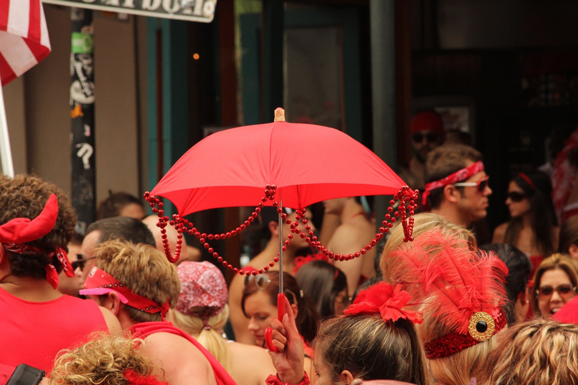 Red Dress Run in New Orleans - Best Season 2019
