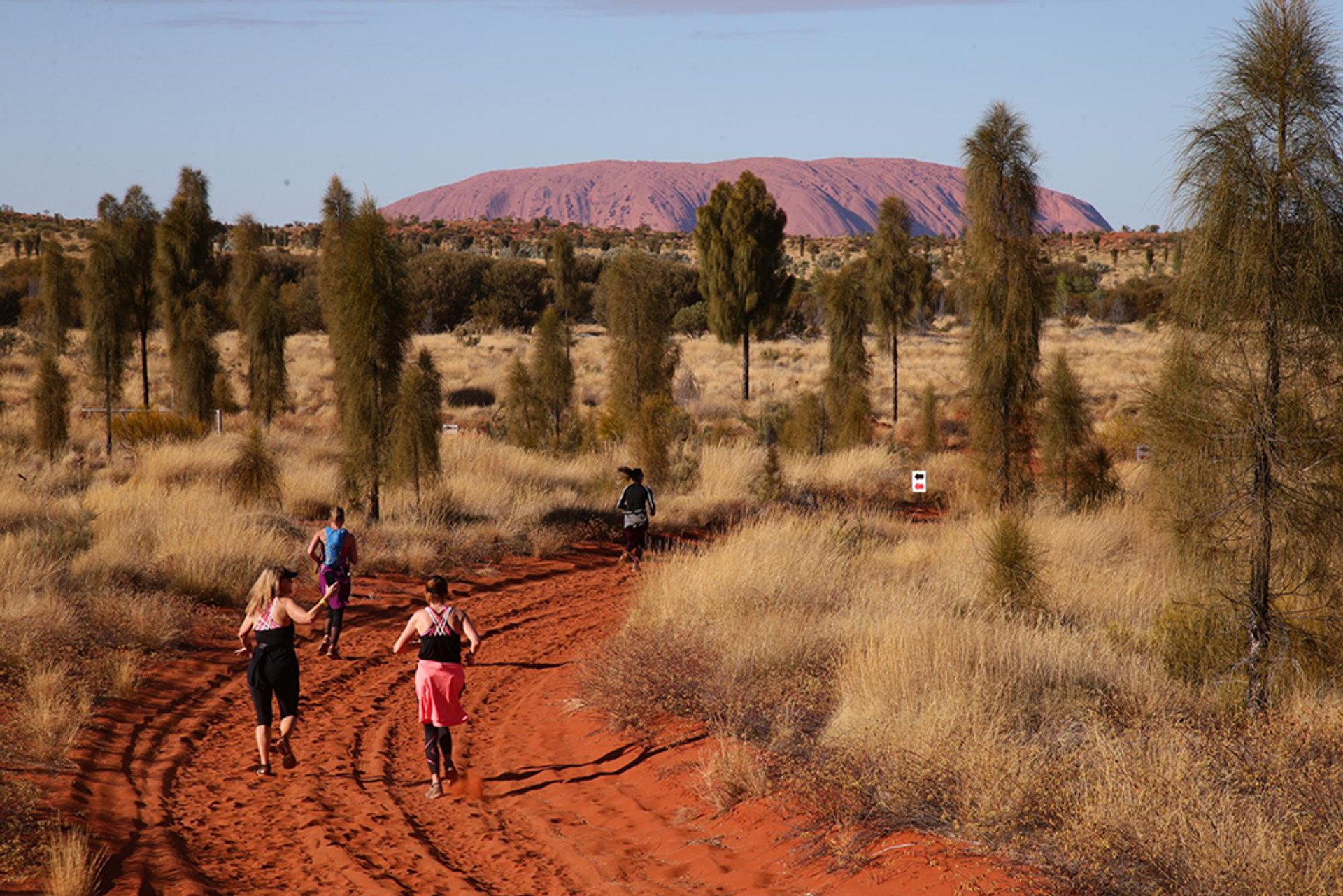 Best time to see Australian Outback Marathon in Australia 2020