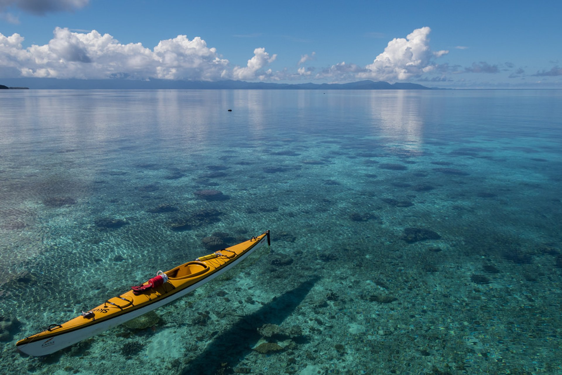 Sea Kayaking in Indonesia 2019 - Best Time