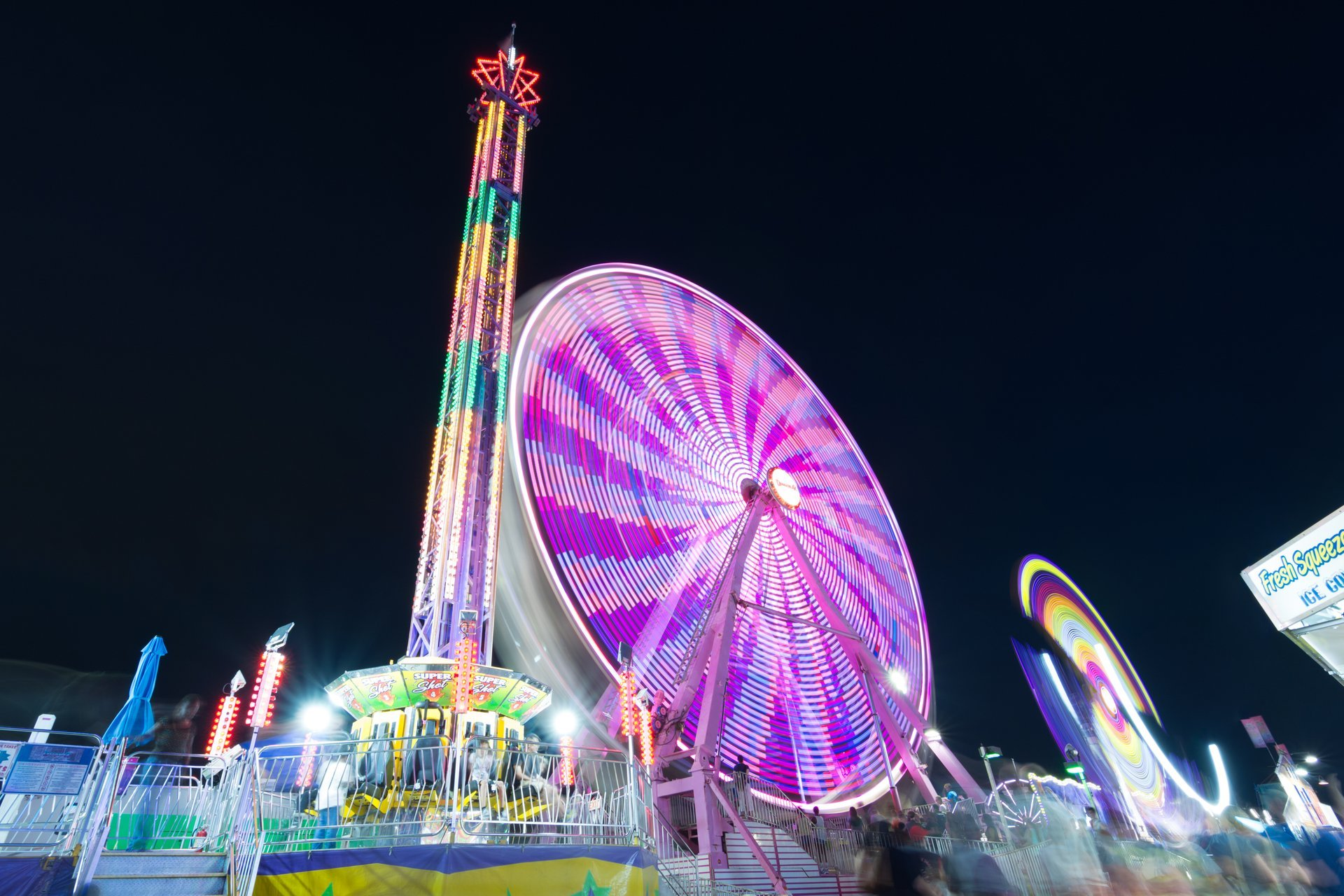 Best time to see Maryland State Fair 2020