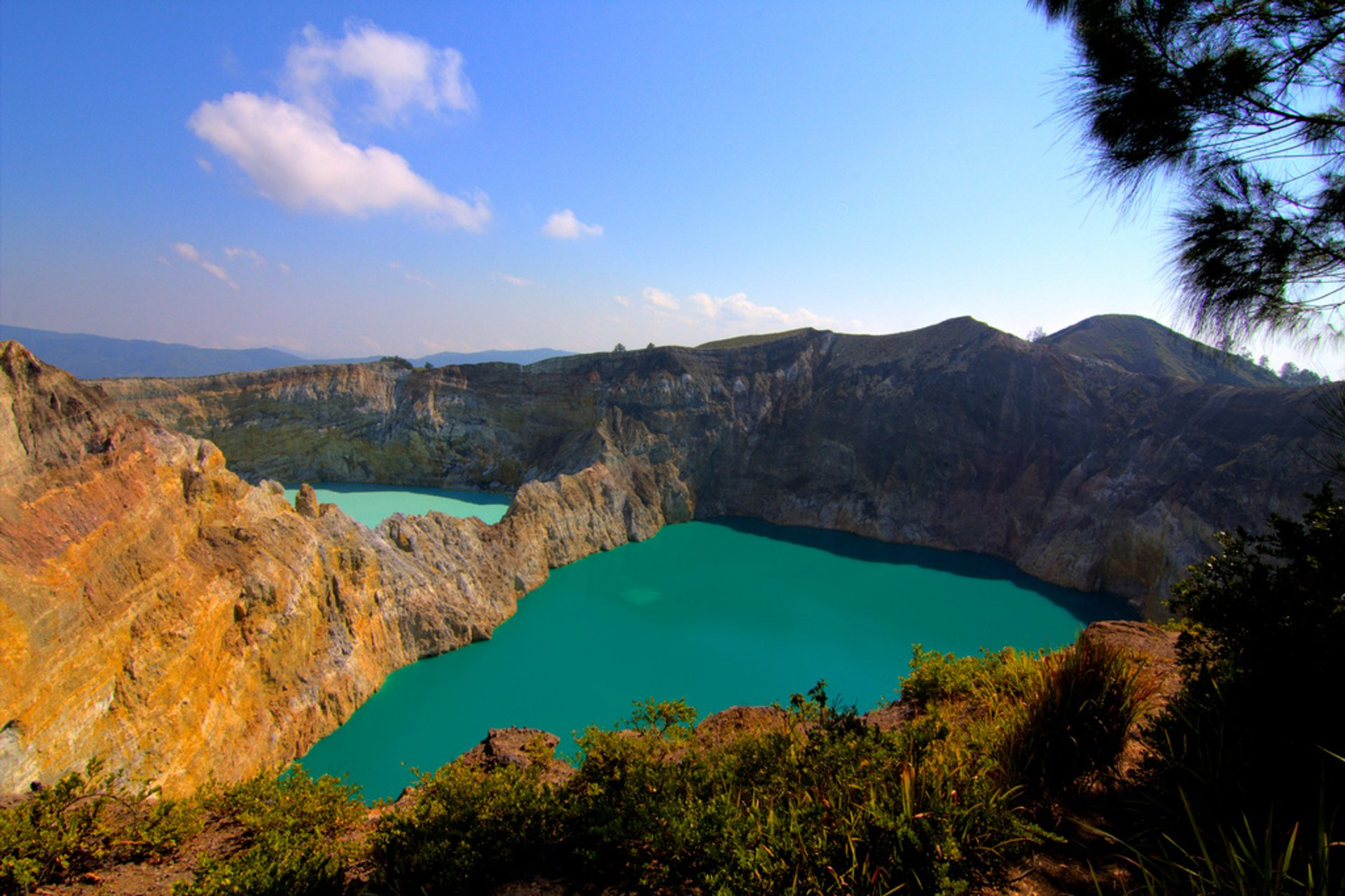 Kelimutu Crater Lakes in Indonesia 2020 - Best Time