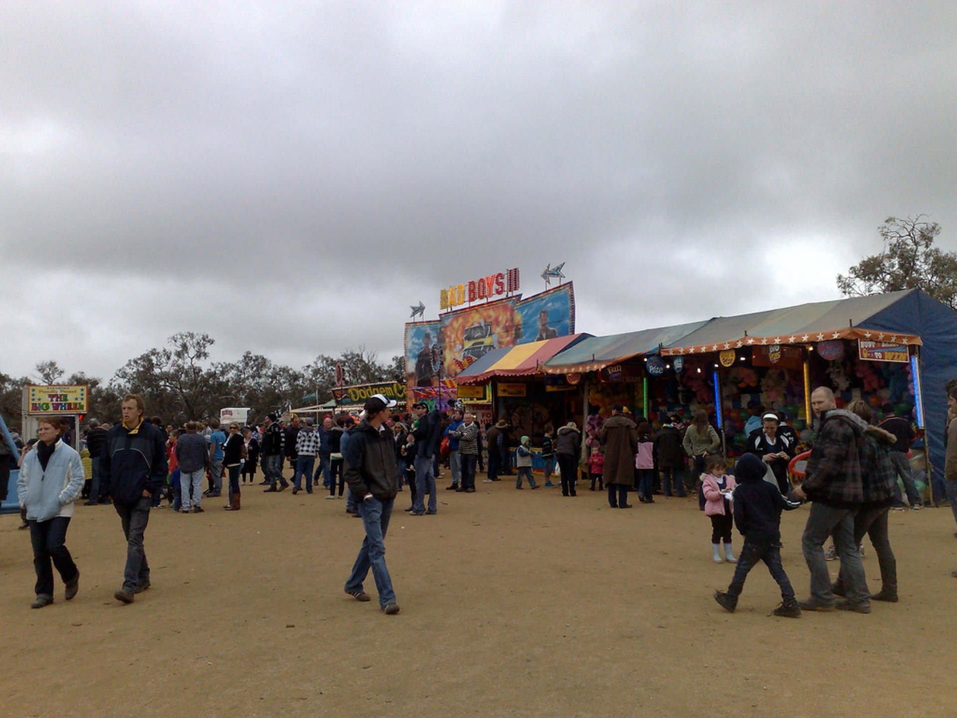 Deni Ute Muster in New South Wales - Best Season