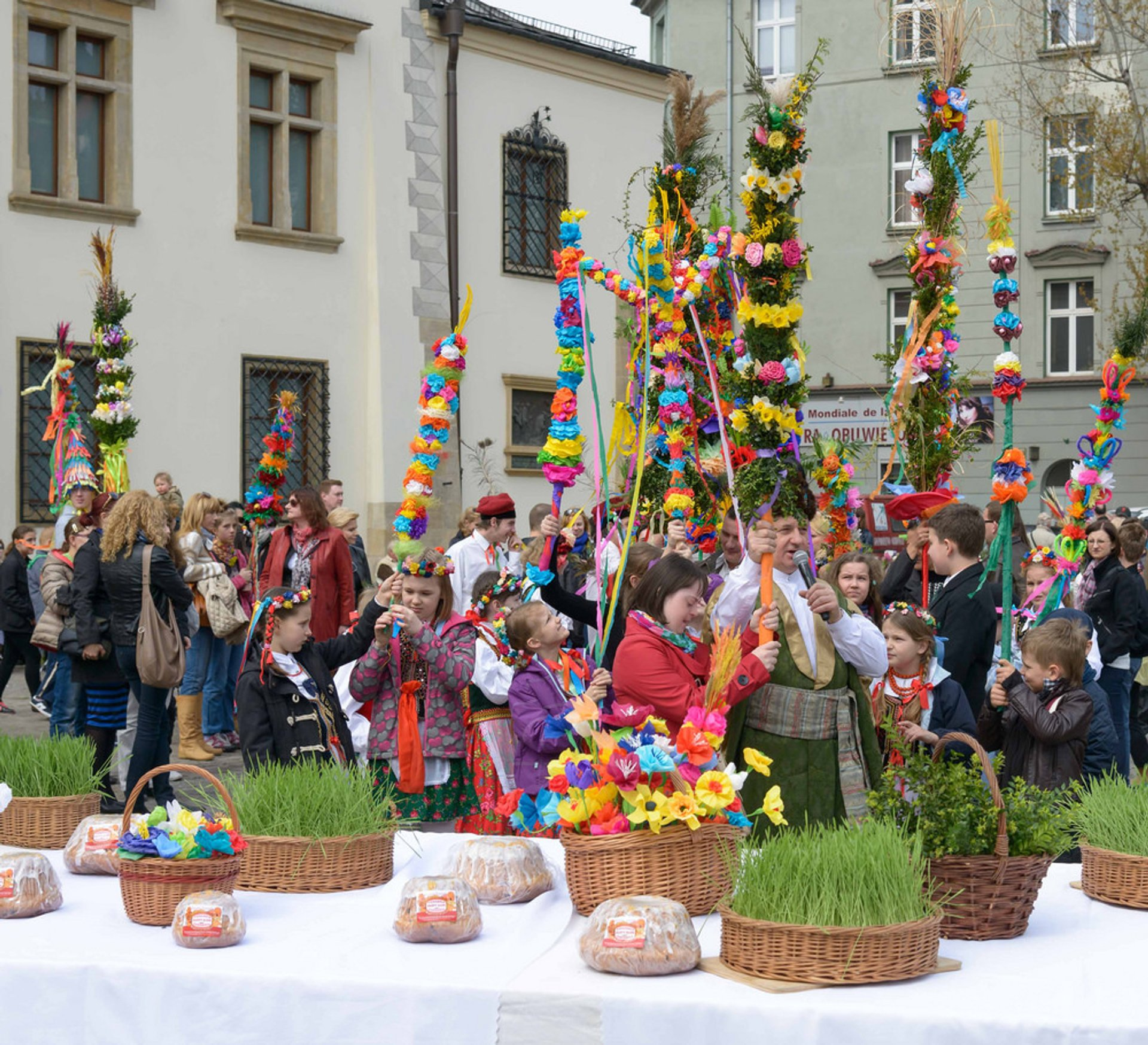 Palm Sunday in Krakow - Best Time