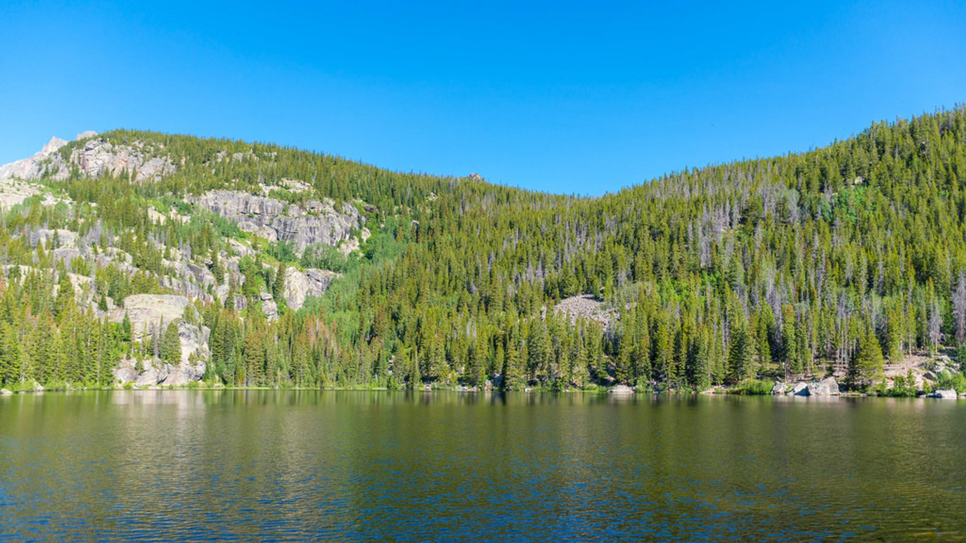 Best time to see Hiking in Rocky Mountain National Park 2020