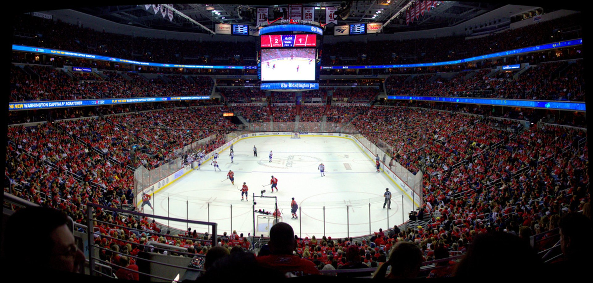 Washington Capitals Hockey in Washington, D.C. 2019 - Best Time