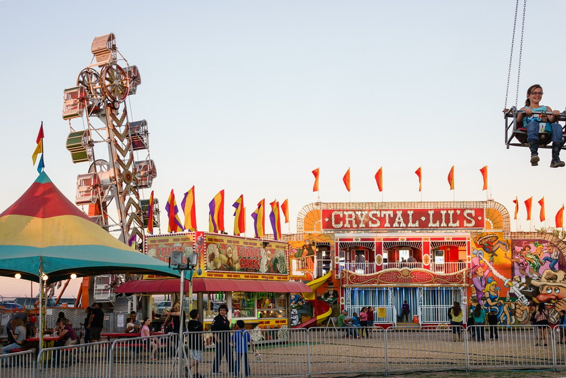Southern New Mexico State Fair and Rodeo in New Mexico - Best Season 2020